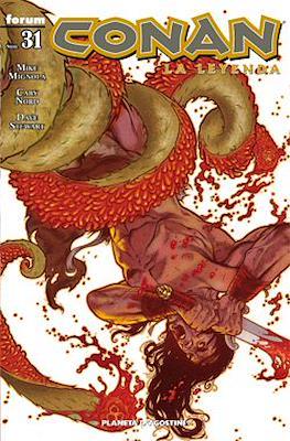 Conan. La Leyenda (Grapa 28-116 pp) #31