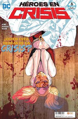 Héroes en Crisis (Grapa 32 pp) #6