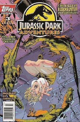 Jurassic Park Adventures (Comic Book) #3
