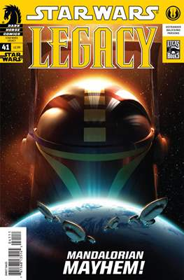Star Wars: Legacy (Digital) #41