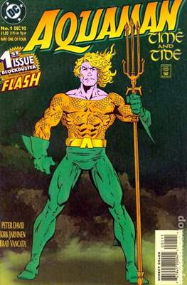 Aquaman: Time And Tide (Comic Book) #1