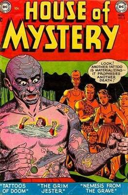 The House of Mystery #8