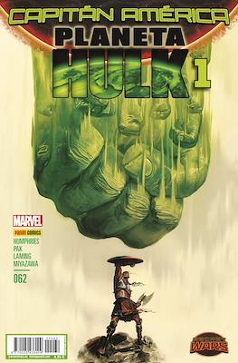 Capitán América Vol. 8 (2011-) (Grapa) #62