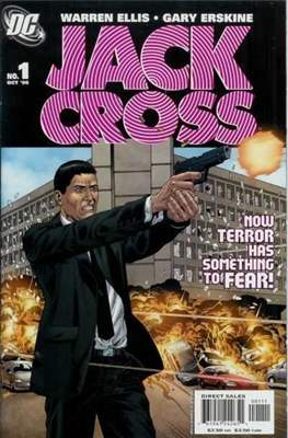 Jack Cross (Comic Book) #1
