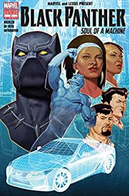 Black Panther - Soul Of A Machine #8