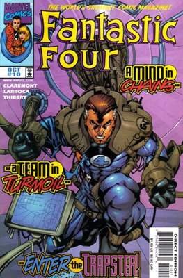 Fantastic Four Vol. 3 (Comic Book) #10