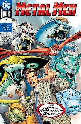 Metal Men (Vol 4. 2019-) (Comic Book) #7