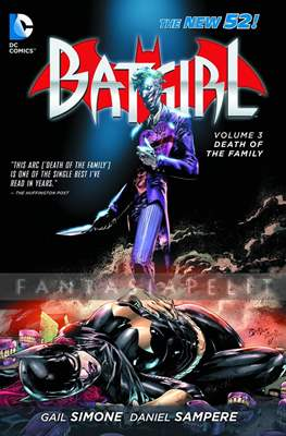 Batgirl Vol. 4 (2011) (Softcover) #3
