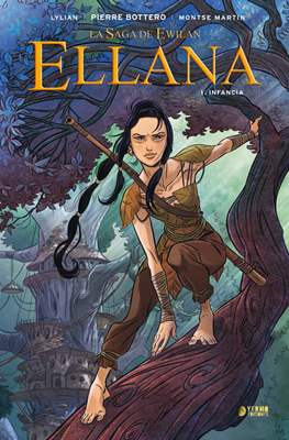 Ellana (Cartoné 80 pp) #1