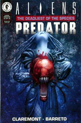 Aliens / Predator: The Deadliest of the Species #12