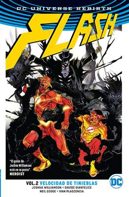 Flash (2017-...) (Rústica) #2