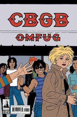 CBGB OMFUG (Comic Book) #1