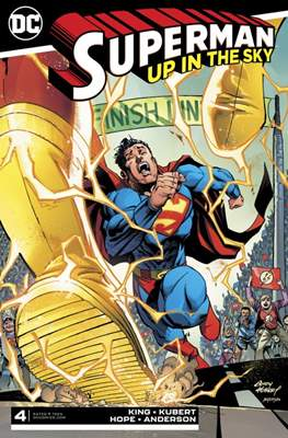Superman: Up In The Sky (Comic Book) #4