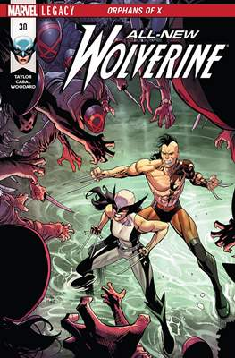 All-New Wolverine (2016-) #30