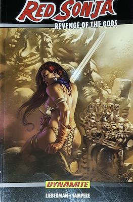 Red Sonja Revenge of the Gods