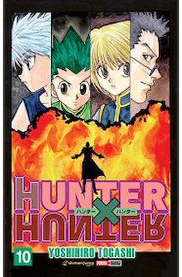 Hunter X Hunter (Rústica) #10