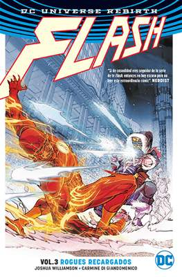 Flash (2017-...) #3