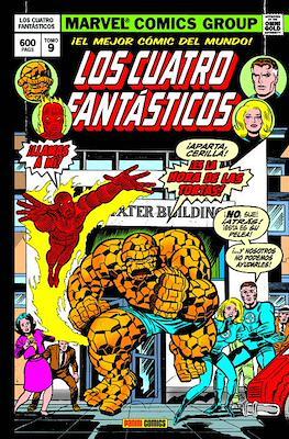 Los Cuatro Fantásticos. Marvel Gold (Omnigold) #9