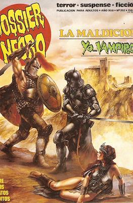 Dossier Negro (Rústica y grapa [1968 - 1988]) #202