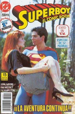 Superboy. El comic book (Grapa) #1
