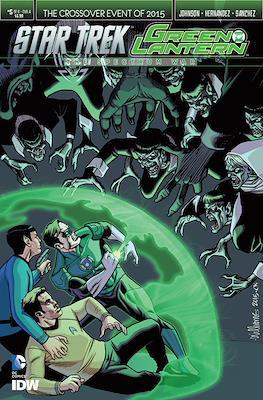 Star Trek/Green Lantern: The Spectrum War (Comic-Book/Digital) #5