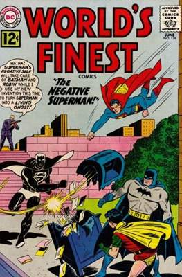 World's Finest Comics (1941-1986) (Comic Book) #126