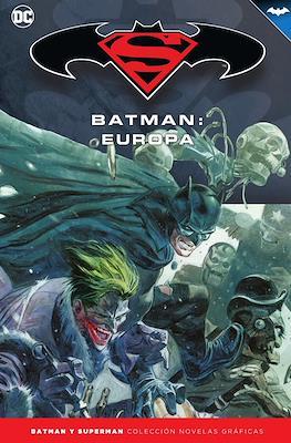 Batman y Superman. Colección Novelas Gráficas (Cartoné) #64