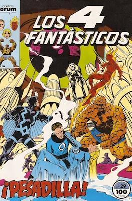 Los 4 Fantásticos Vol. 1 (1983-1994) (Grapa 36-32-24 pp) #29