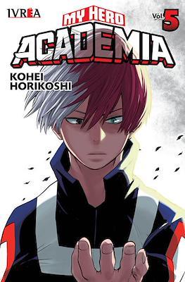 My Hero Academia (Rústica con sobrecubierta) #5