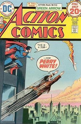 Action Comics Vol. 1 (1938-2011; 2016-) (Comic Book) #436