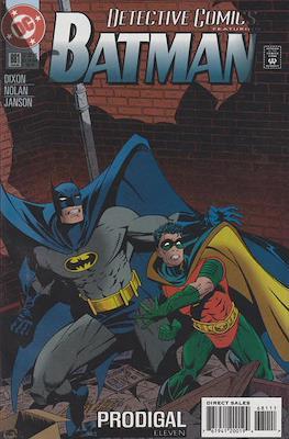 Detective Comics Vol. 1 (1937-2011; 2016-) (Comic Book) #681