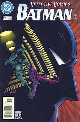 Detective Comics Vol. 1 (1937-2011; 2016-) (Comic Book) #697
