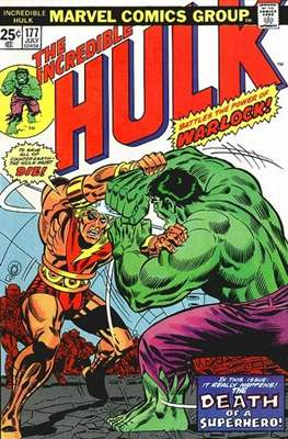 The Incredible Hulk Vol.1 (Saddle-stitched. 1962-1999) #177