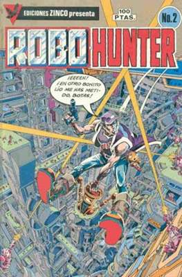 Robo-hunter #2