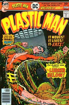 Plastic Man vol.2 (1966-1977) (Grapa, 32 págs.) #14