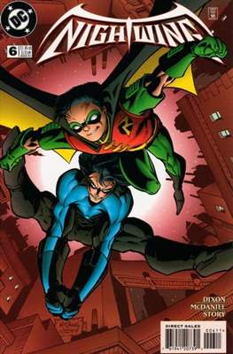 Nightwing Vol. 2 (1996) #6