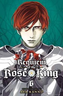 Requiem of the Rose King #6