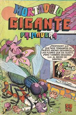 Mortadelo Gigante #3