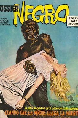 Dossier Negro (Rústica y grapa [1968 - 1988]) #58