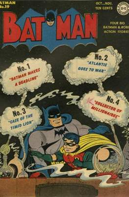 Batman Vol. 1 (1940-2011) (Comic Book) #19