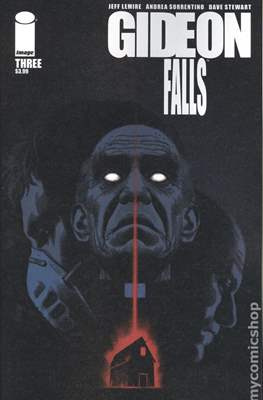 Gideon Falls (Variant Cover) (Comic Book) #3