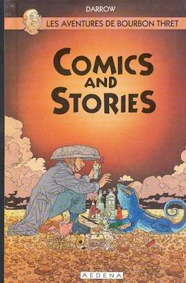 Les aventures de Bourbon Thret. Comics and Stories