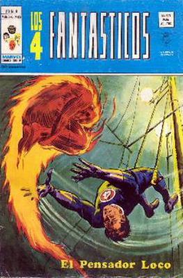 Los 4 Fantásticos Vol. 3 (1977-1980) (Grapa 44 pp) #8