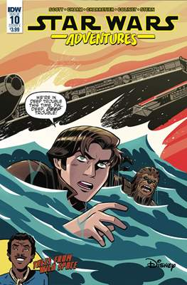 Star Wars Adventures #10