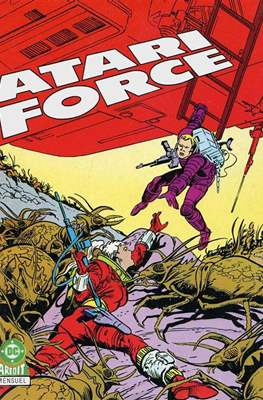 Atari Force (Agrafé. 32 pp) #11