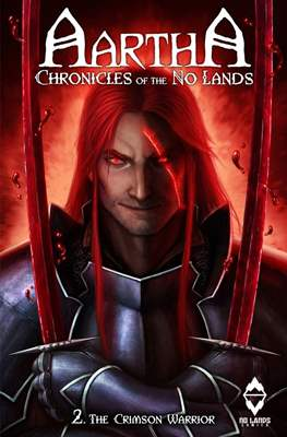 Aartha: Chronicles of the No Lands (Grapa) #2