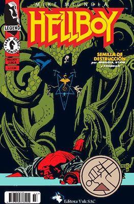 Hellboy: Semilla de Destrucción (Grapa) #3
