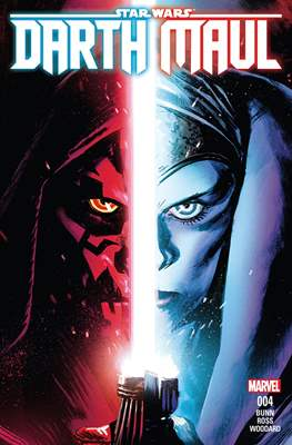 Star Wars. Darth Maul (Comic-book) #4