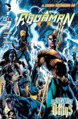 Aquaman. Nuevo Universo DC / Renacimiento (Rústica 72-144 pp) #2