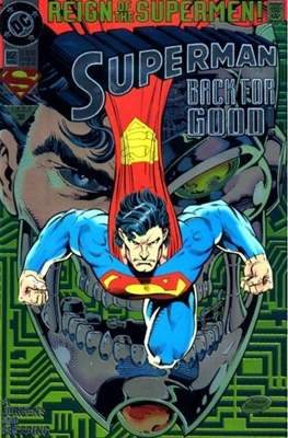 Superman Vol. 2 (1987-2006 Variant Covers) (Grapa) #82.1